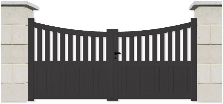 portail aluminium devis portail aluminium portail battant. Black Bedroom Furniture Sets. Home Design Ideas