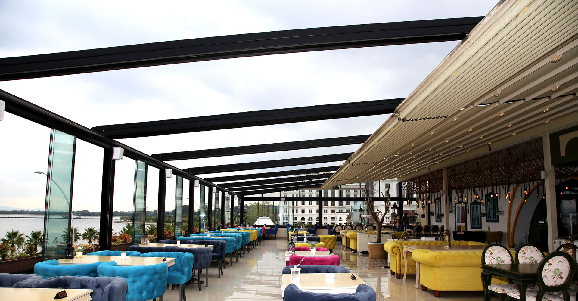 pergola toile retractable confort
