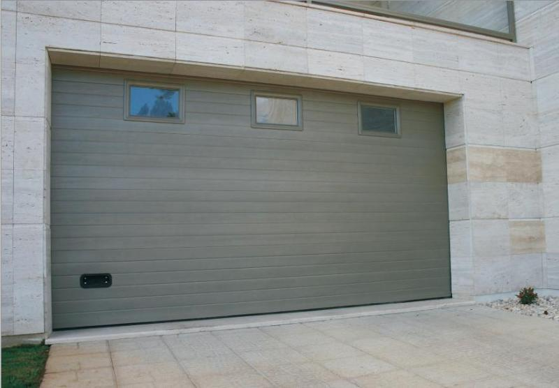 Devis porte garage sectionnelle porte garage horizontale for Porte garage sectionnelle standard
