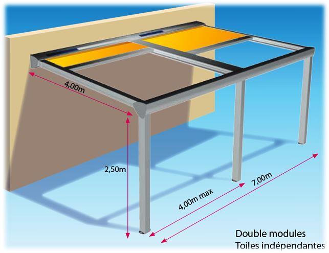 pergola toile pergola aluminium nao fermetures. Black Bedroom Furniture Sets. Home Design Ideas