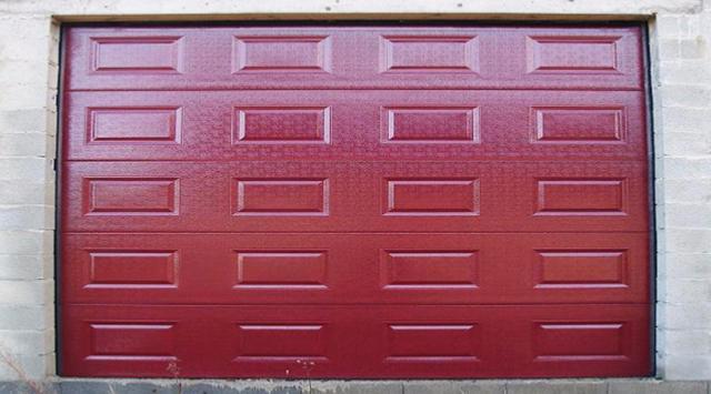 Porte de garage sectionnelle sur mesure devis porte garage - Porte de garage devis en ligne ...