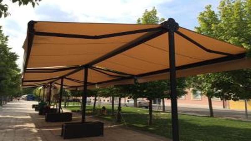 store double pente store de terrasse devis store de. Black Bedroom Furniture Sets. Home Design Ideas