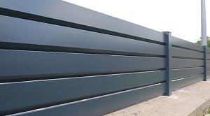 Cloture Aluminium En Kit - Claustra Alu