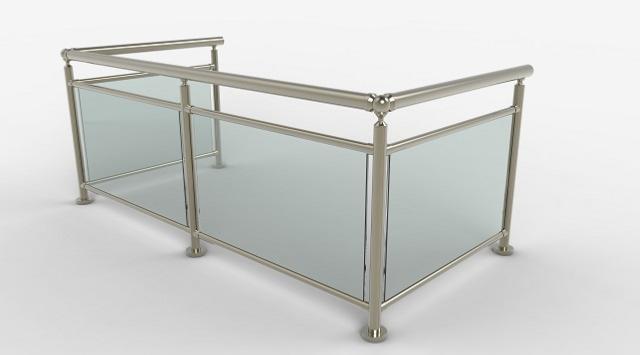 garde corps alu et verre garde fou sur mesure. Black Bedroom Furniture Sets. Home Design Ideas
