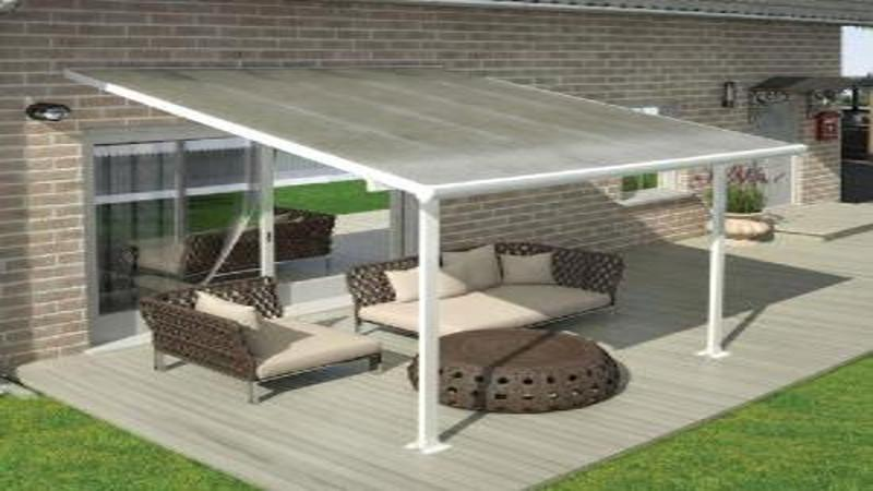 pergola polycarbonate pergola en kit devis pergola aluminium. Black Bedroom Furniture Sets. Home Design Ideas