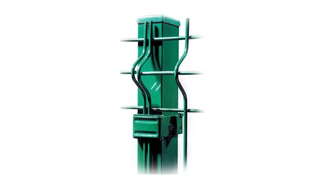poteaux pour grillage cl ture grillage. Black Bedroom Furniture Sets. Home Design Ideas