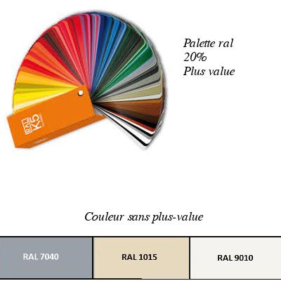 pergola coloris