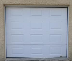 Porte de garage nao devis prix porte garage sur mesure - Porte de garage sectionnelle a cassette ...