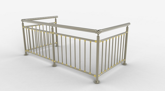 garde corps barreaudage vertical fabricant de garde corps. Black Bedroom Furniture Sets. Home Design Ideas