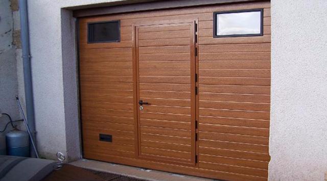Nao fermetures portillon pour porte de garage for Fermeture pour porte de garage