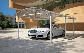 Carport Tunnel