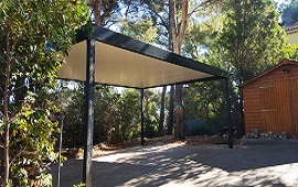 Carport Aluminium Traditionnel