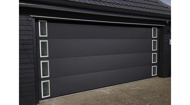 portes de garage sur mesure porte garage sur mesure. Black Bedroom Furniture Sets. Home Design Ideas