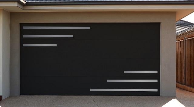 Portes de garage sectionnelle design bon prix - Porte de garage design ...