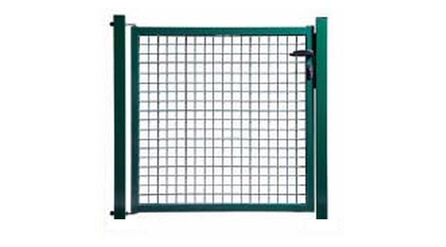 Portillon standard grillage rigide