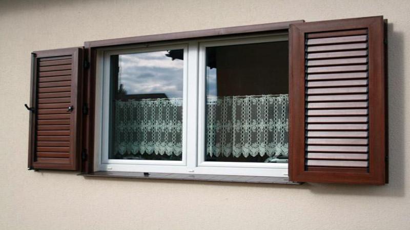 volet battant aluminium volet aluminium sur mesure. Black Bedroom Furniture Sets. Home Design Ideas