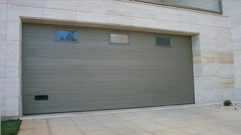 Devis porte garage sectionnelle  Porte garage horizontale