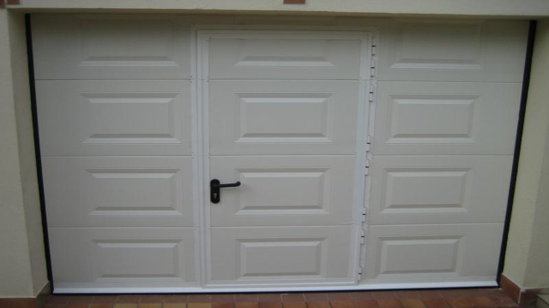 Nao fermetures portillon pour porte de garage - Accessoire porte de garage ...