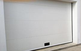Porte De Garage Sectionnelle Sur Mesure - Porte de garage sectionnelle pas cher