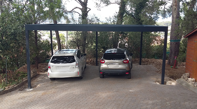 Carport Traditionnel