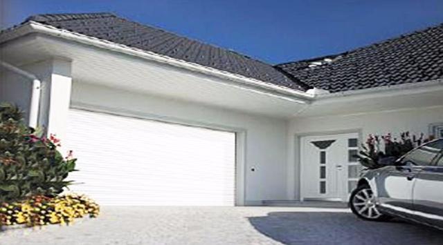 Porte de garage enroulable sur mesure au meileur rapport - Porte de garage devis en ligne ...