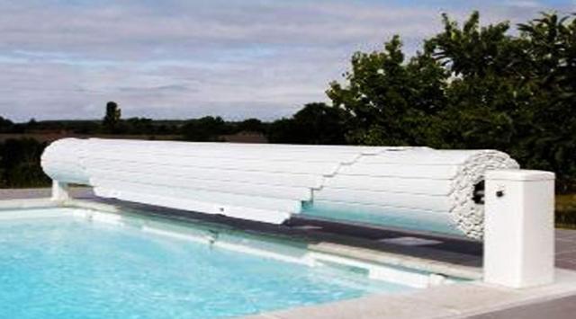 volet piscine solaire volets de piscine hors sol
