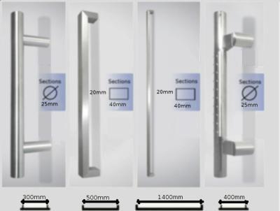Porte Aluminium  Porte DEntre Sur Mesure
